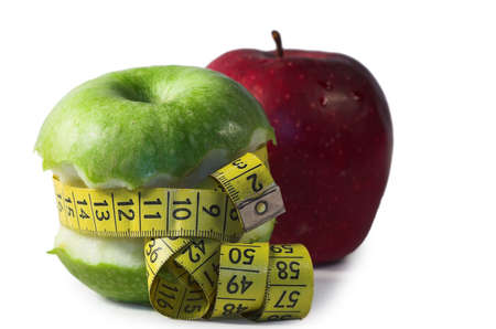 centimetre: apple, autumn, centimeter, centimetre, crutch, cutlery, diet, drew, drop, eat, fall, fork, fruit, loose, measure, prong, red, vitamin, water, weight, yellow,