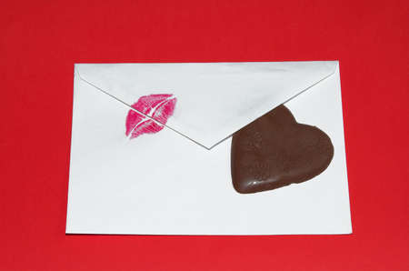 bolus: abstract, bolus, brown, celebration, choco, chocolate, chocolates, cocoa, color, concept, delicious, design, envelope, food, gift, heart, illustration, isolated, kiss, lipstick, love, pill, post, red, romance, season, send, sweet, valentine, val
