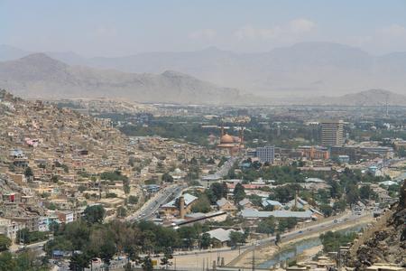 KABUL,AFGHANISTAN 2012: Kabul