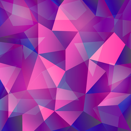 intersect: Vector geometric abstract background with triangles and lines.  Poligon abstract background. Illustration