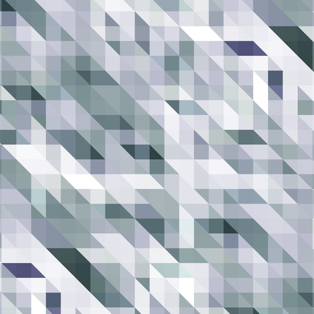 Vector geometric abstract background with triangles and lines. Ilustração
