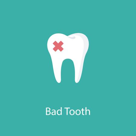 Dental Care Logo Design Template.