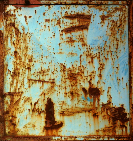 rusted: Rusted DOOR