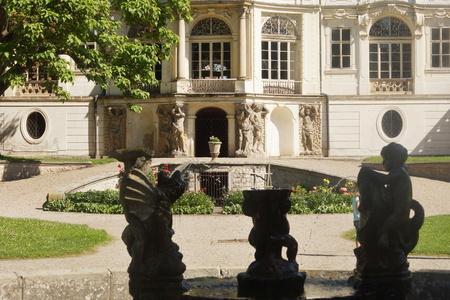 chateau: Chateau Ploskovice