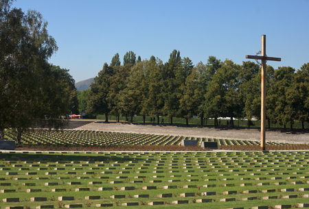 postwar: Terezin Concentration Camp