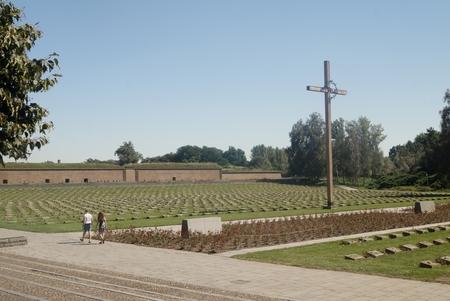 concentration: Terezin Concentration Camp