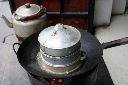 Basic Steam Cooker, China photo