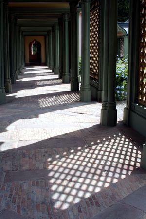 carl: The Mosque, Schwetzingen Castle (Summer Palace) and Garden, Germany
