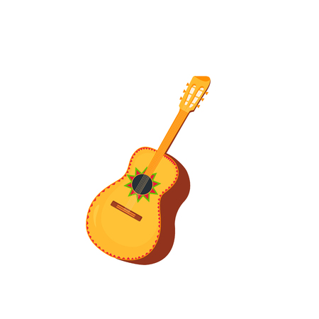 Guitarron. Acoustic guitar. String instruments. Musical Festival