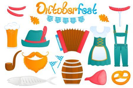 Oktoberfest Bavarian Festival.