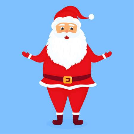 A Christmas cartoon decoration character Иллюстрация