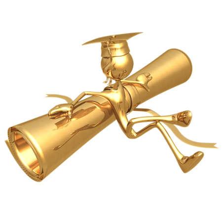 doctorate: Graduation