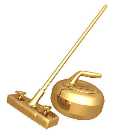 curling: Gilded Curling