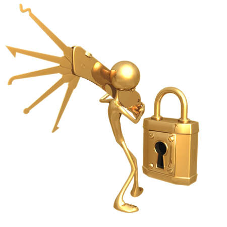 idioms: Lock-Pick