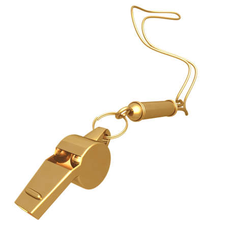 Gilded Whistle