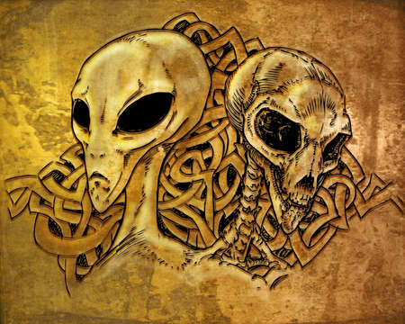 Alien Life and Death