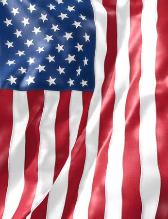 U.S. Flag Background