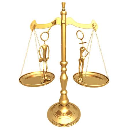 Sexo símbolo de igualdad  Foto de archivo - 380438