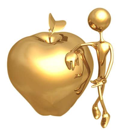 big apple: Big Apple Stock Photo