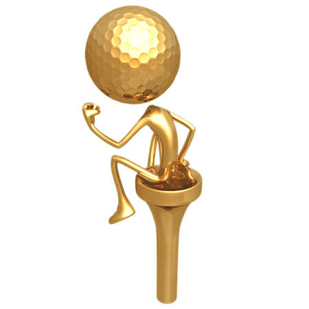 Golfball Curse