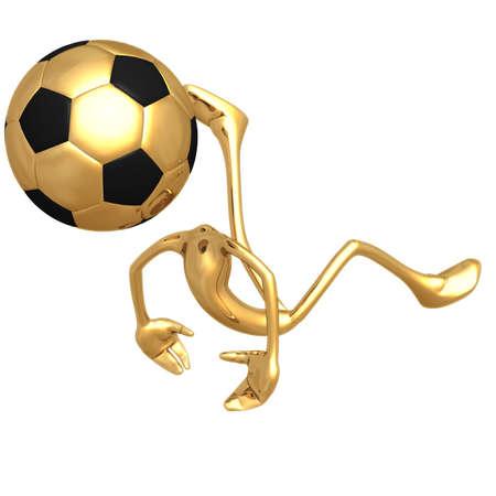 idioms: Soccer Kick