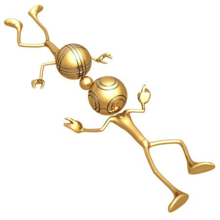 Bocce Balls Stock Photo - 502074