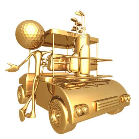 idioms: Golfcart Presentation