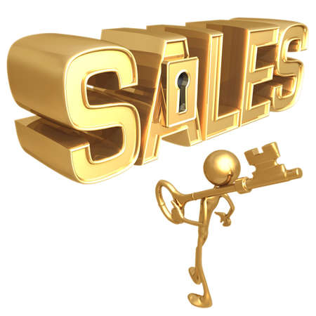 Key To Sales photo