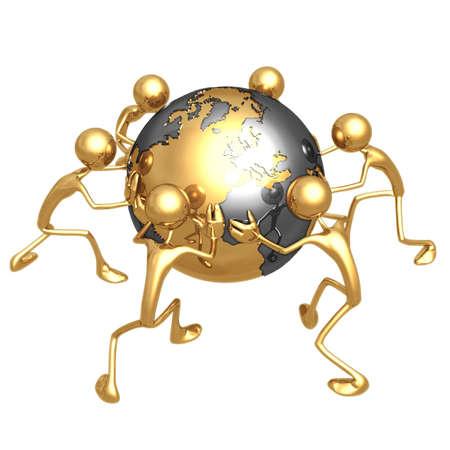 idioms: World Struggle
