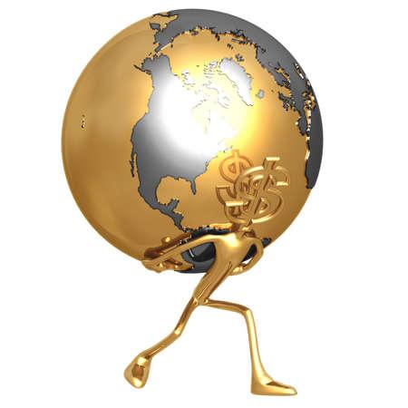 titan: World Currency Dollar