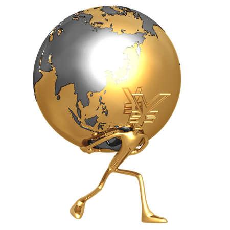 titan: World Currency Yen
