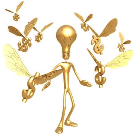 energy market: Idea Attracting Dollars