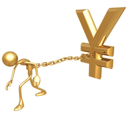 Chained To Yen