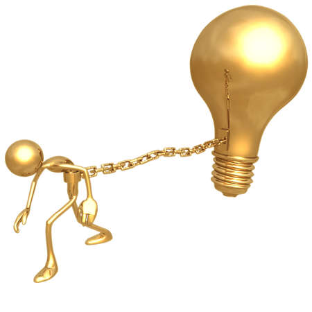 Chained To An Idea