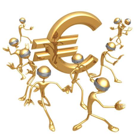 blindfold: Blind To Euro