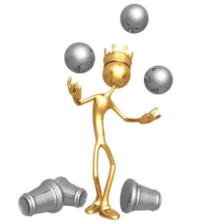 Pawn Head Juggle