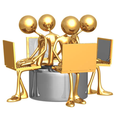 Workgroup Stock Photo - 817256