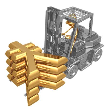 yen: Forklift Yen
