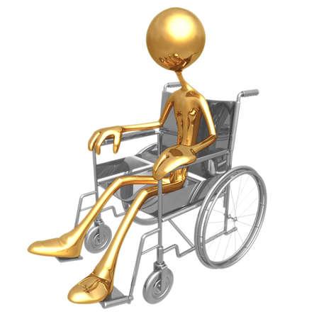휠체어 스톡 콘텐츠 - 817143