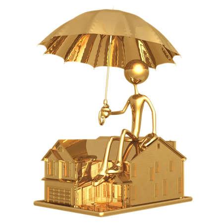 idioms: Umbrella Coverage Home