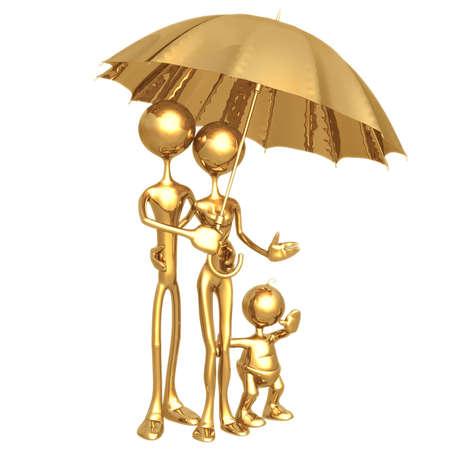 idioms: Umbrella Coverage Family