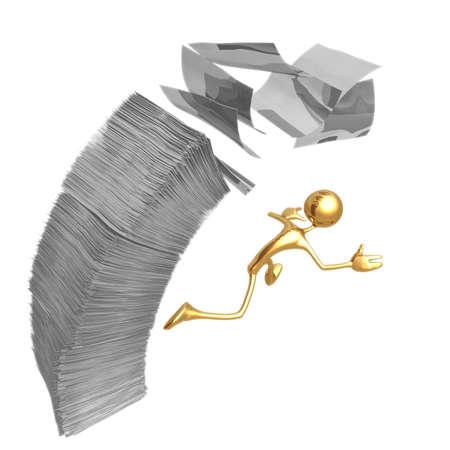 Collapsing Paperwork