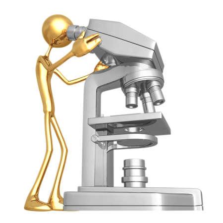 Microscope Stock Photo - 820670