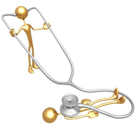 Stethoscope 스톡 콘텐츠