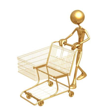 Shopping Cart Stock Photo - 820733