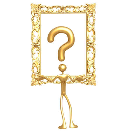 Question Art Stock Photo - 820768
