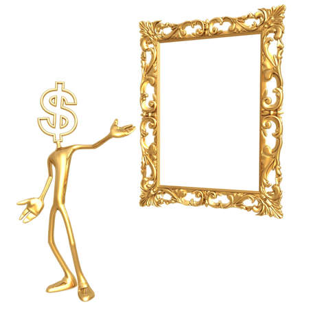 Art Frame Dollar