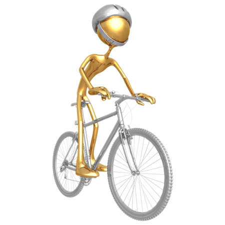 icon idea idiom illustration: Mountain Bike