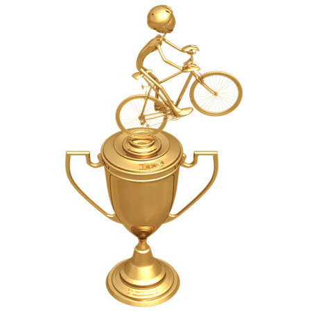 Mountain Bike Trophy photo