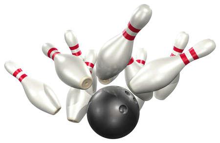 3d: Bowling 3d